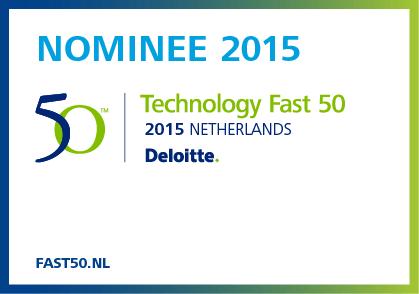 Deloitte Fast50 Award