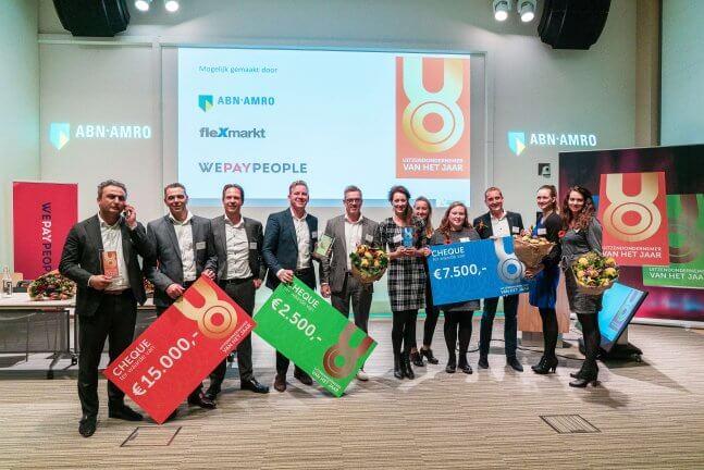 MVO Solutions winnaar 'Uitzendondernemer van het Jaar'