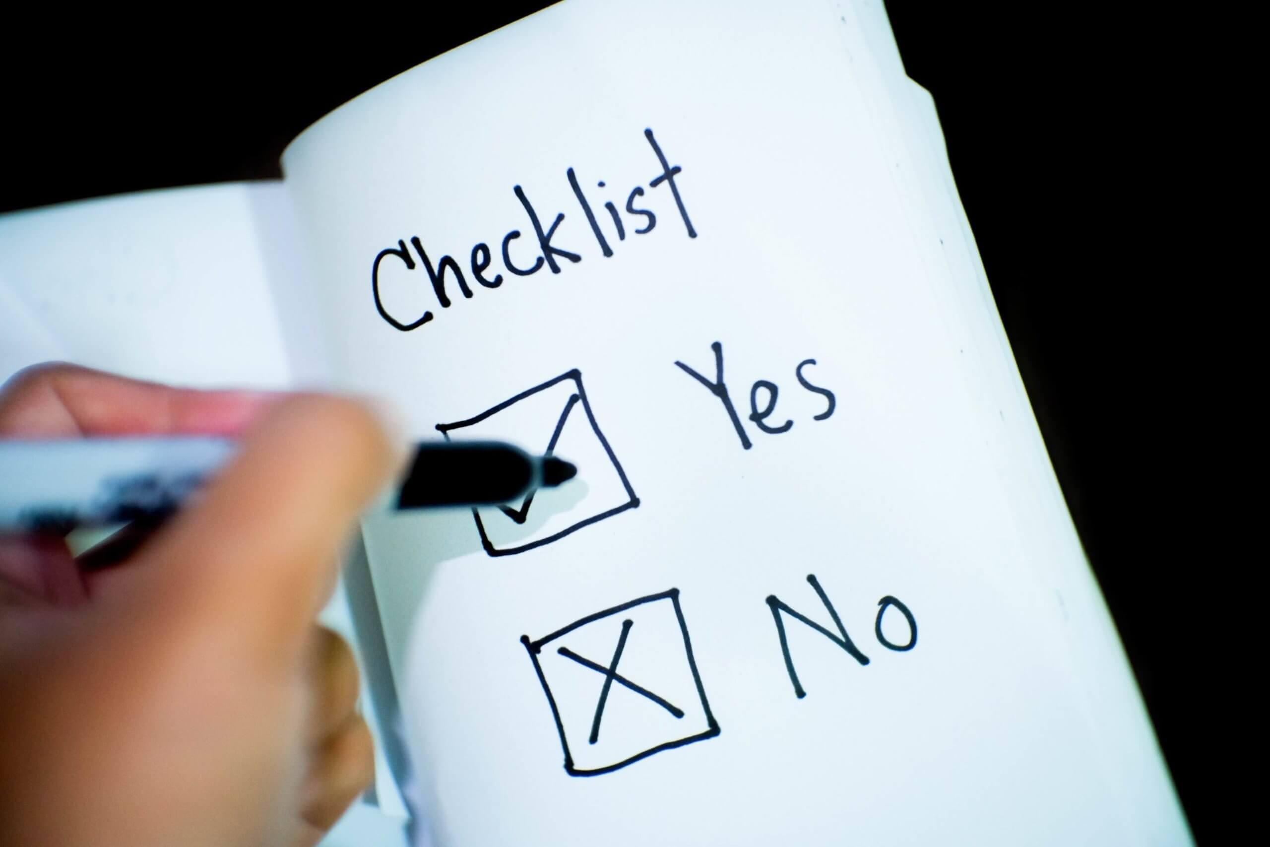 Checklist WAB: hoe zorg je voor een soepele overgang naar 2020?